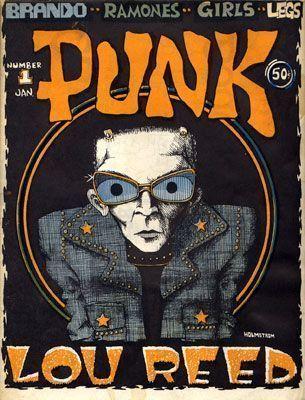 Punk Magazine #1