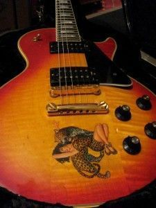 La totémica Gibson de James Williamson
