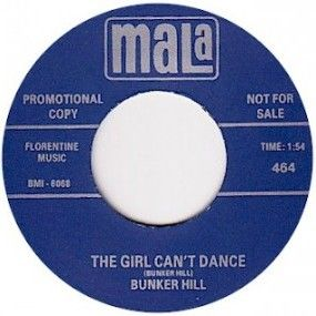 The girl can't dance