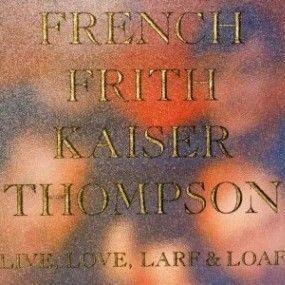 Live, love, larf & loaf
