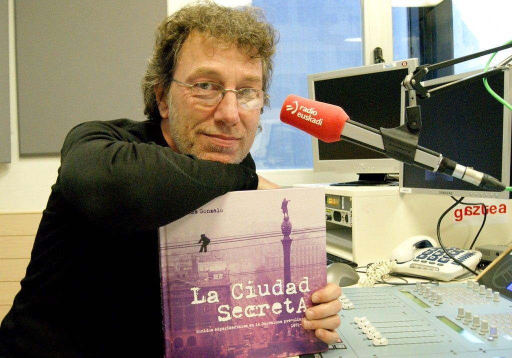 Jaime Gonzalo en Radio Euskadi