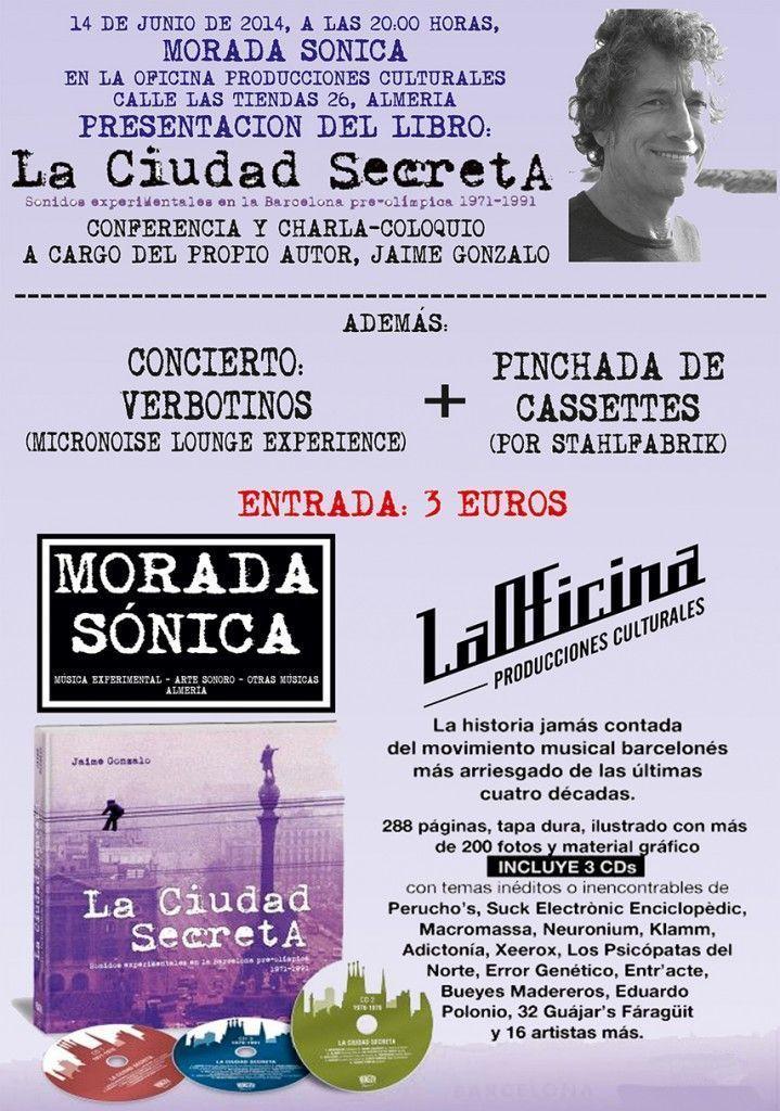 'La ciudad secreta' en Almería