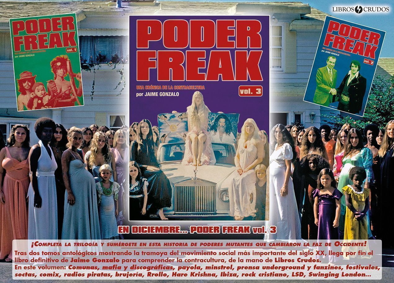 'Poder freak vol. 3'