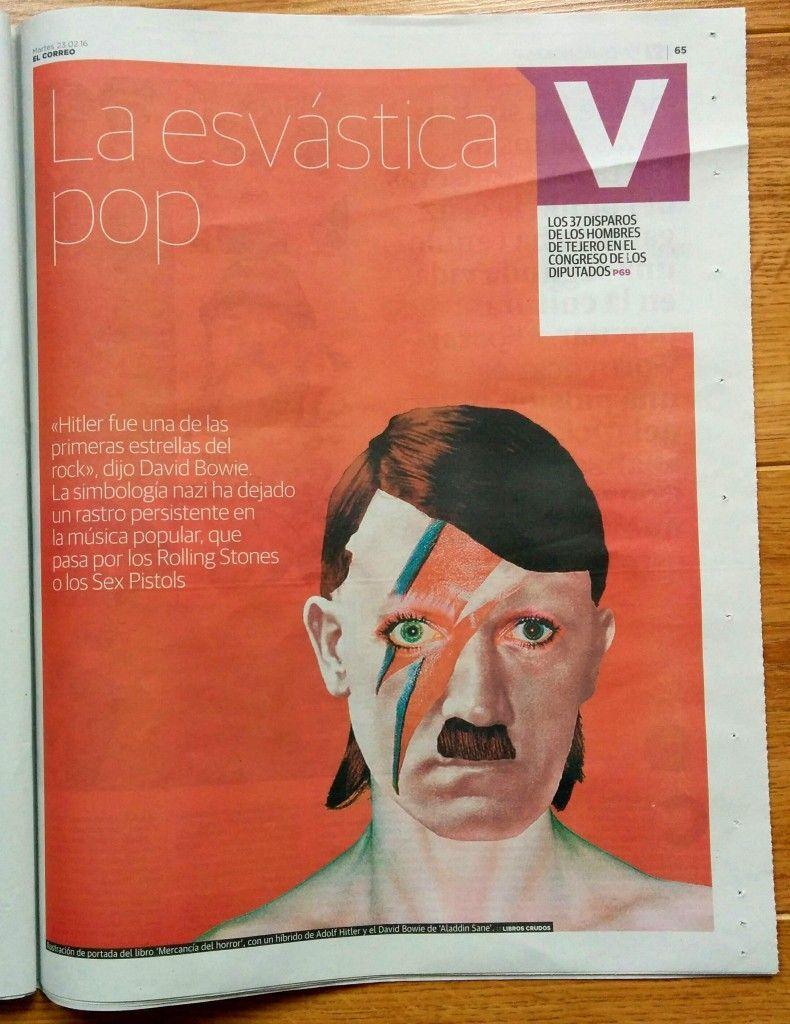 El Correo «La esvástica pop»