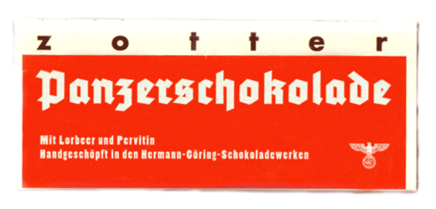 Panzershokolade